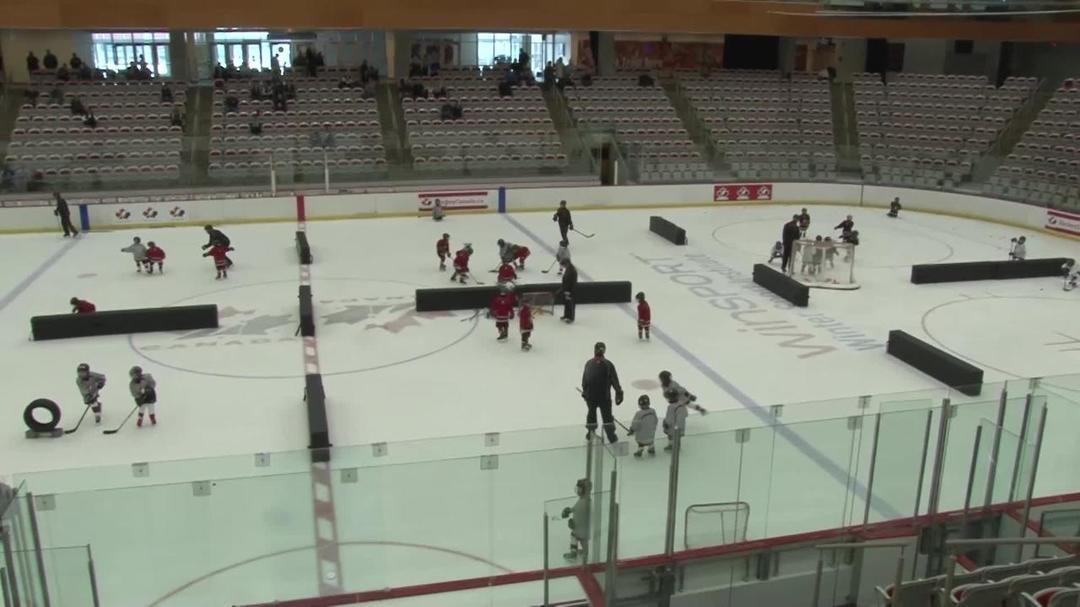Hockey Canada Videos Ip 8 Stn Small Area Games