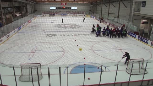 Hockey Canada Videos Small Area Games July 29