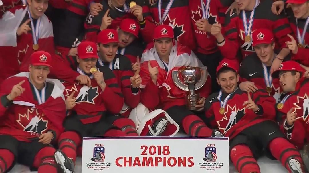 Hockey Canada Videos Wjc Can 3 Swe 1 Gmg Highlights Tsn